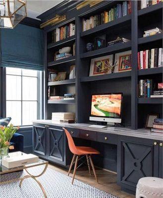 C1 Library Bookshelves