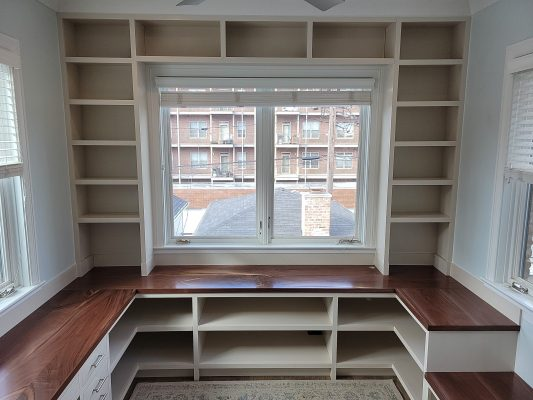 Library Bookcases 1