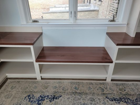 Library Bookcases 4